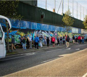 peace wall 11